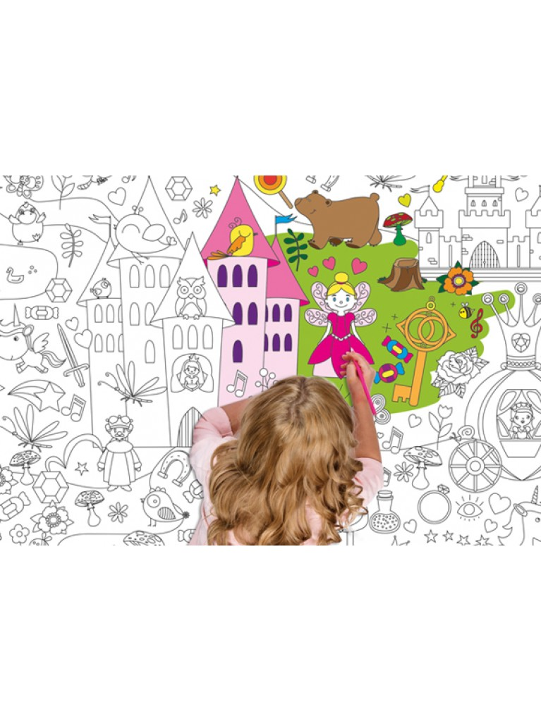 COLOURING THE FAIRYTALE