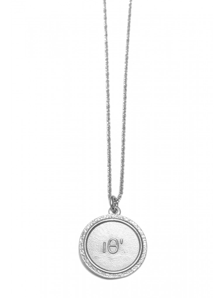 """SILVER NECKLACE """"BEE"""""""