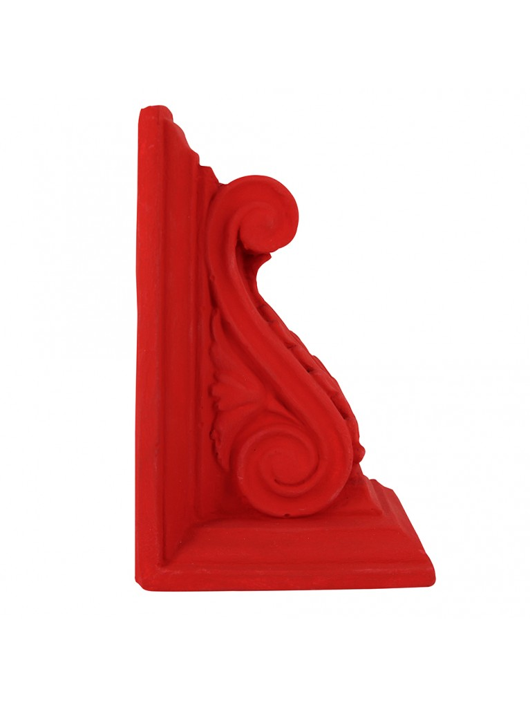 BOOKEND RED